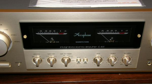 ������� accuphase e407 ��������